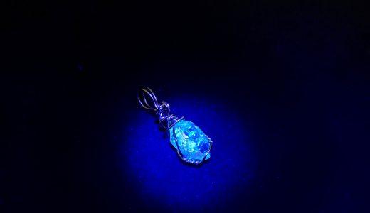 カジュアルジュエリーで運気アップ✧魅惑的なブルーの輝きの秘密はハーキマーダイヤモンドネックレス?