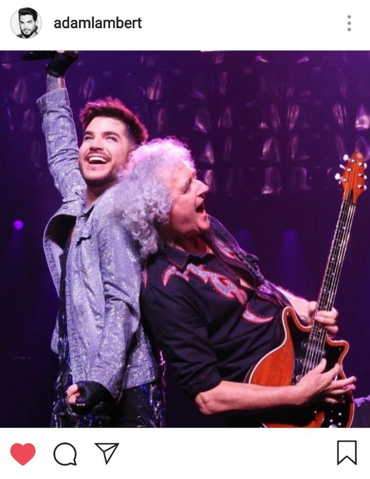 QAL+Adam Lambert
