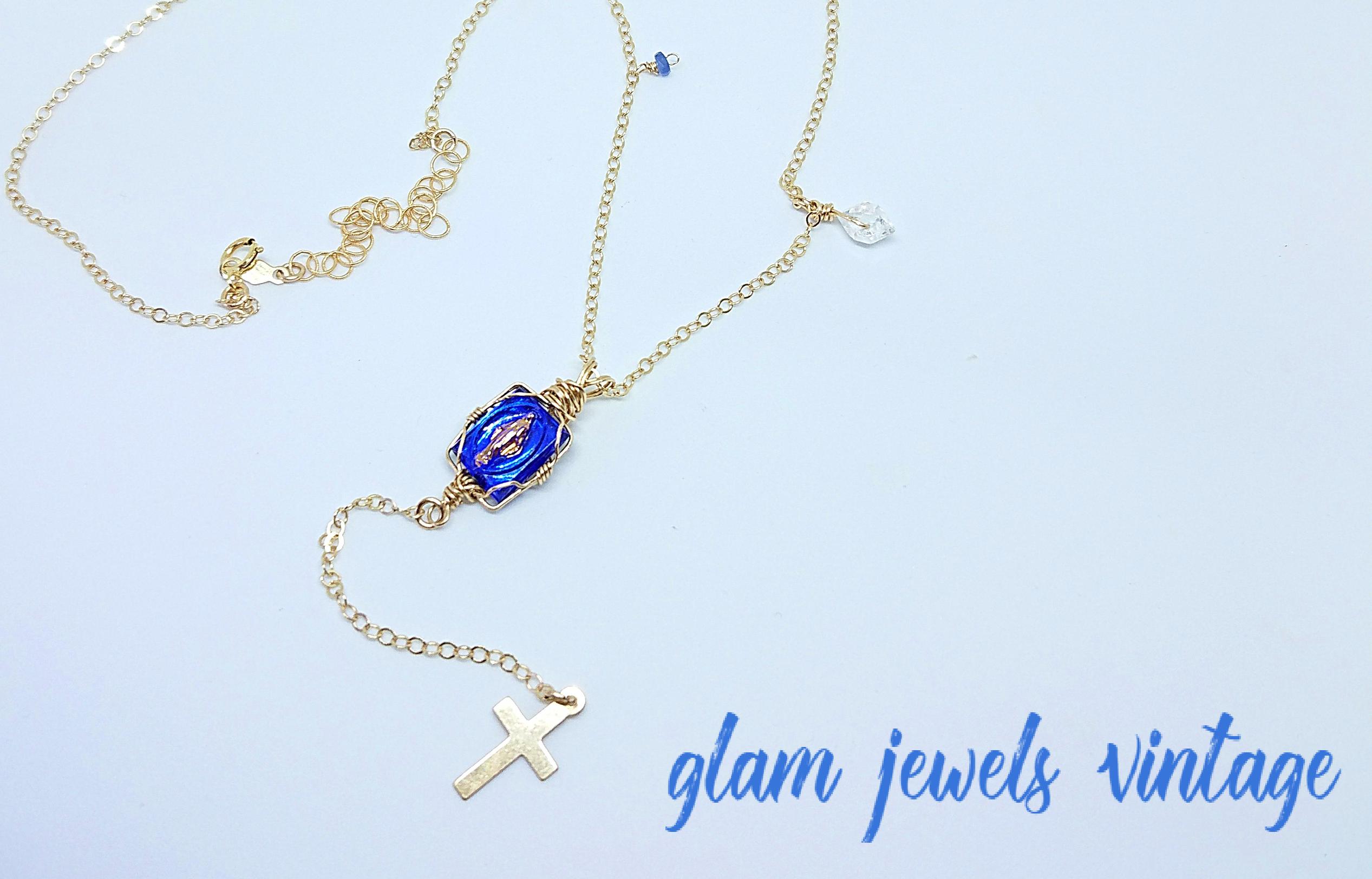 大人 アラサー アラフォー アクセサリー ジュエリー glam jewels vintage